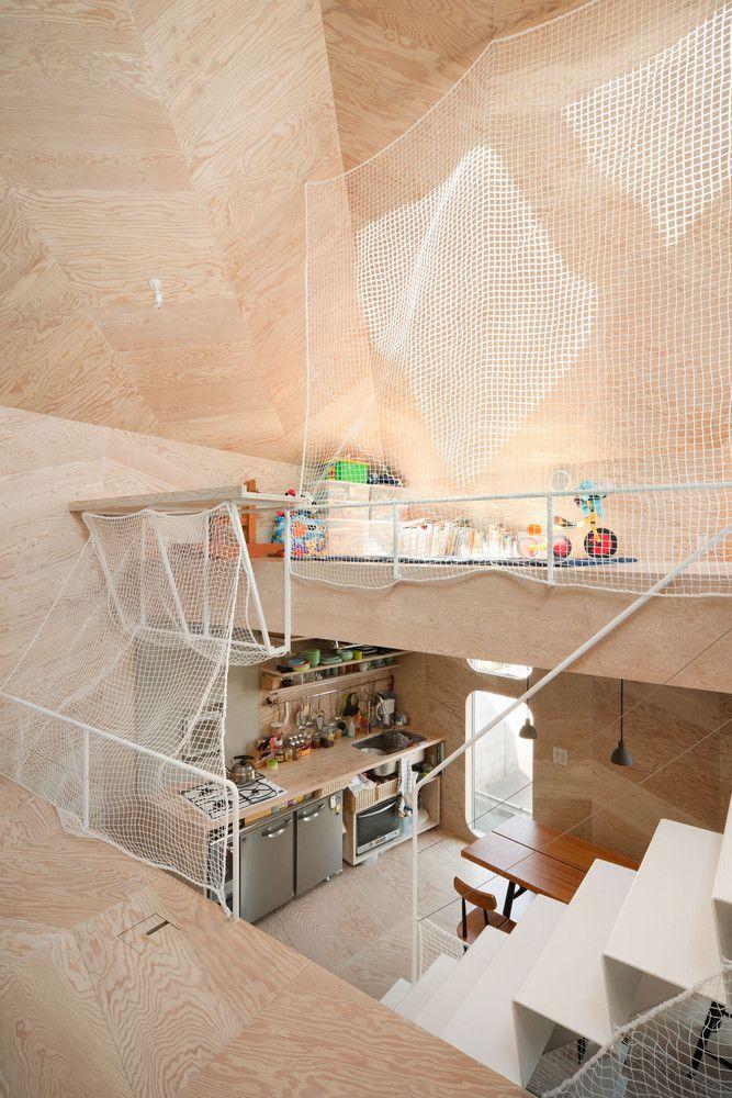Tsubomi House là một dự án nổi bật của Flat House