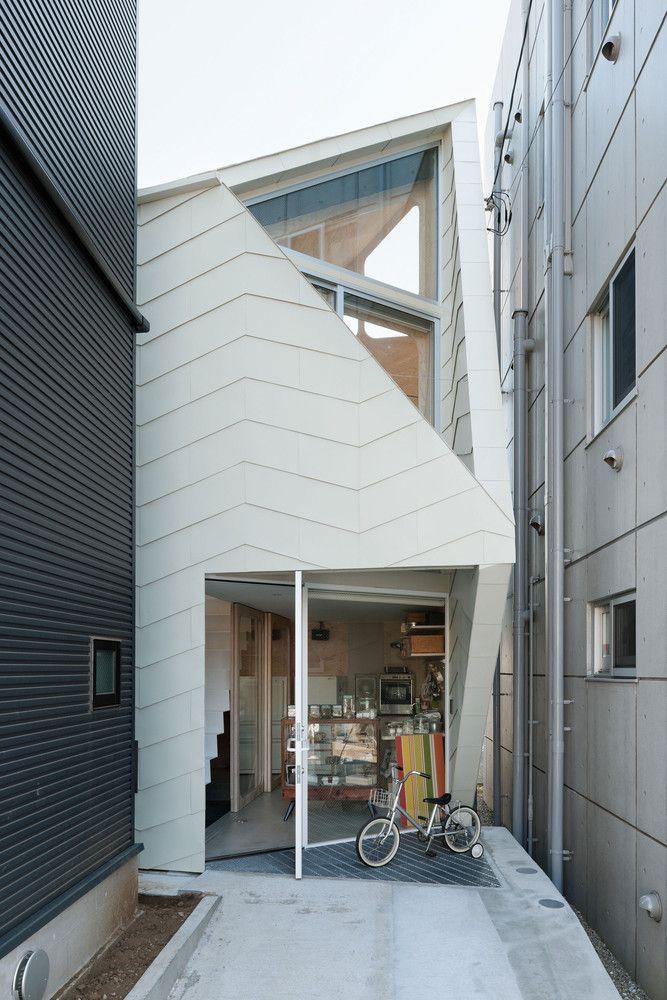 Dự án thiết kế Tsubomi House của Flat House tại Nhật Bản