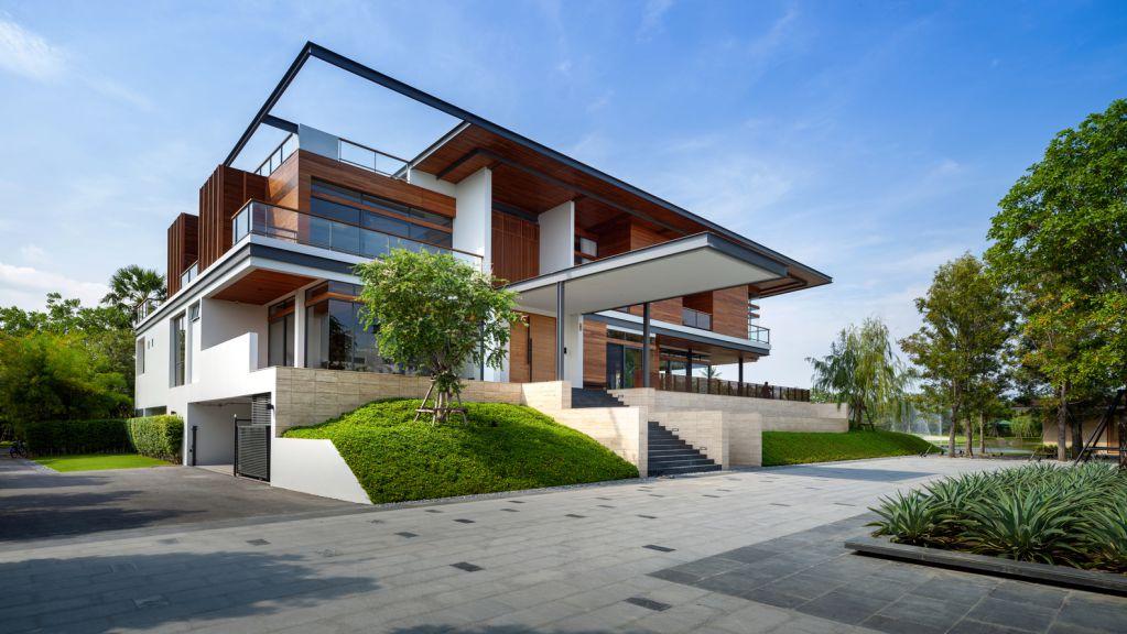 Dự án thiết kế nội thất Nakhon Chai Si tại Thái Lan
