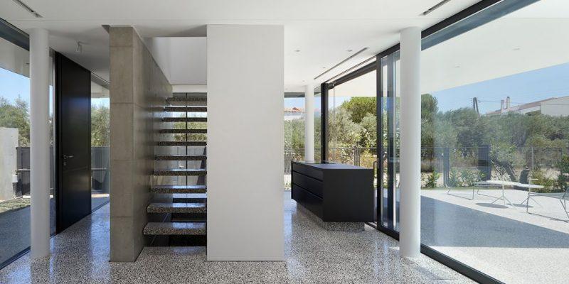 House E là một dự án thiết kế theo phong cách tối giản