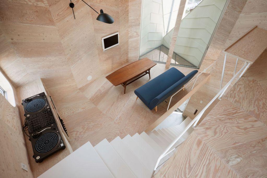 Mỗi không gian chỉ sử dụng những nội thất thiết yếu
