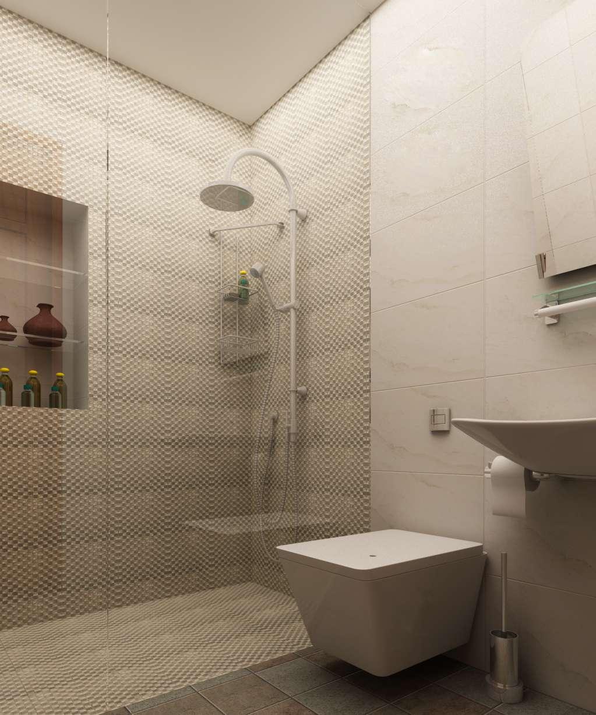 4 lý do nên chọn gạch ốp tường phòng tắm