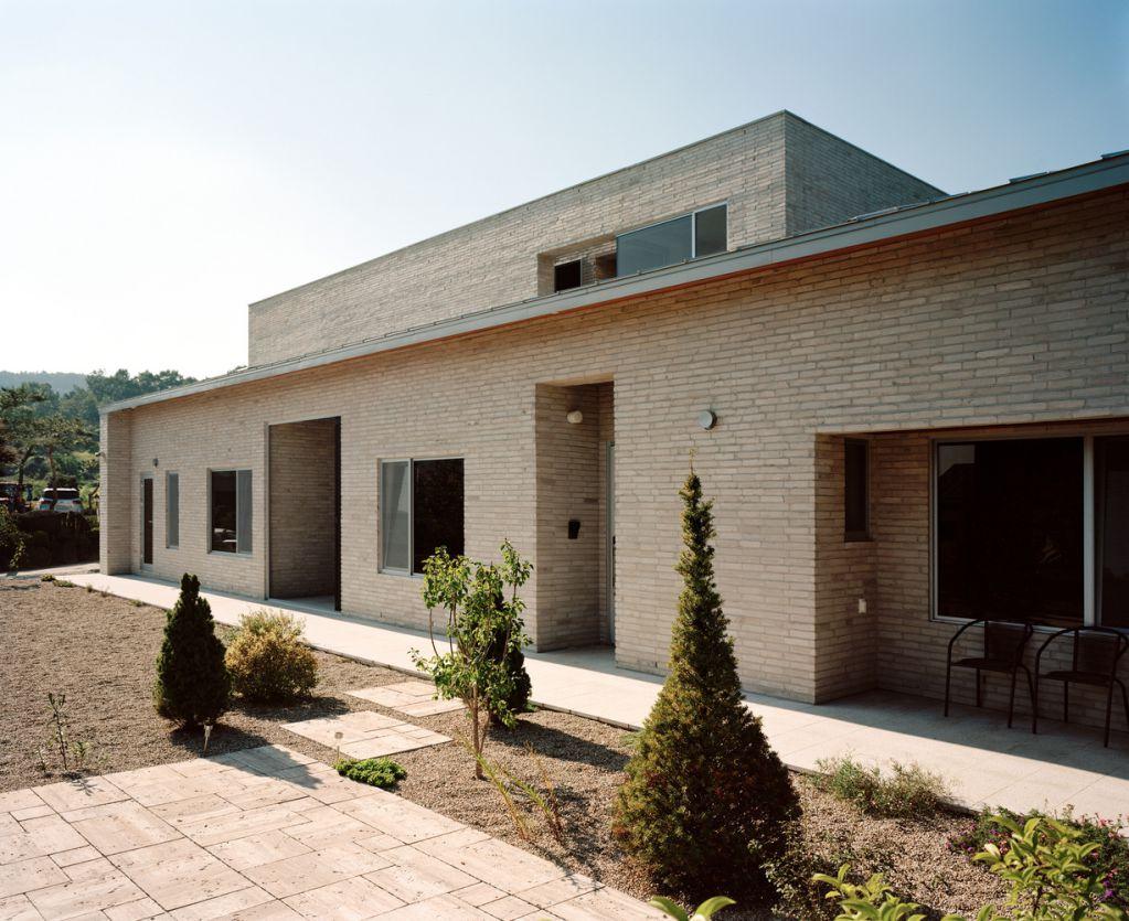 Dự án thiết kế House Jipyeong của IWMW