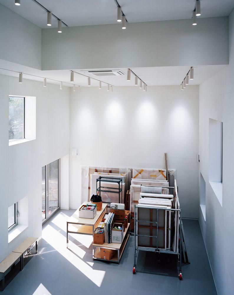 Dự án thiết kế tích hợp xưởng vẽ cho họa sĩ