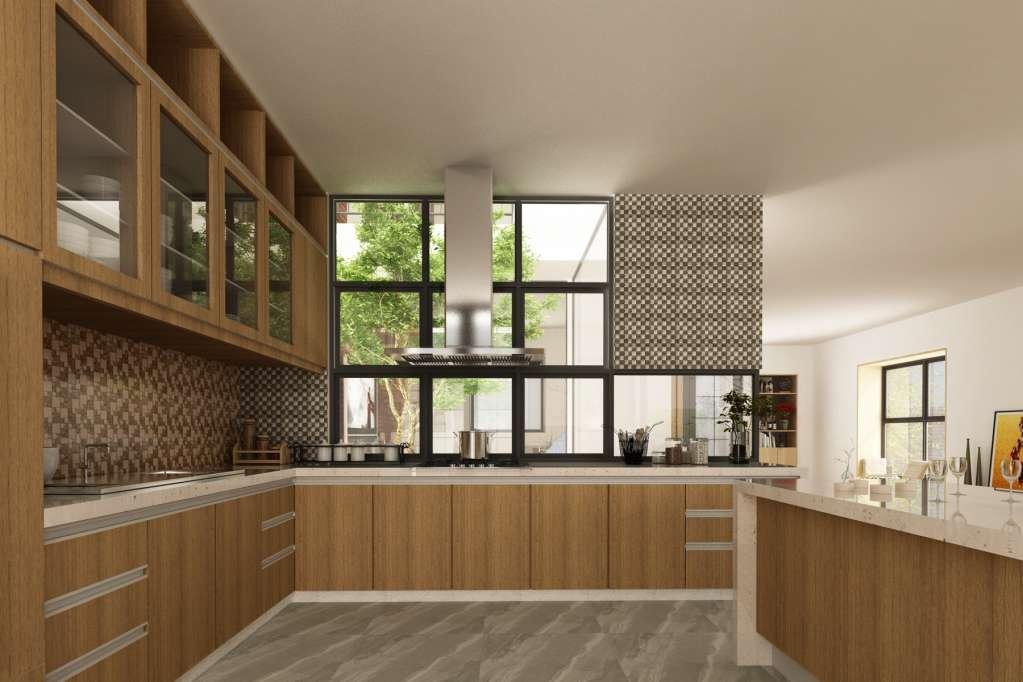 Những ý tưởng nổi bật cho gạch ốp tường phòng bếp