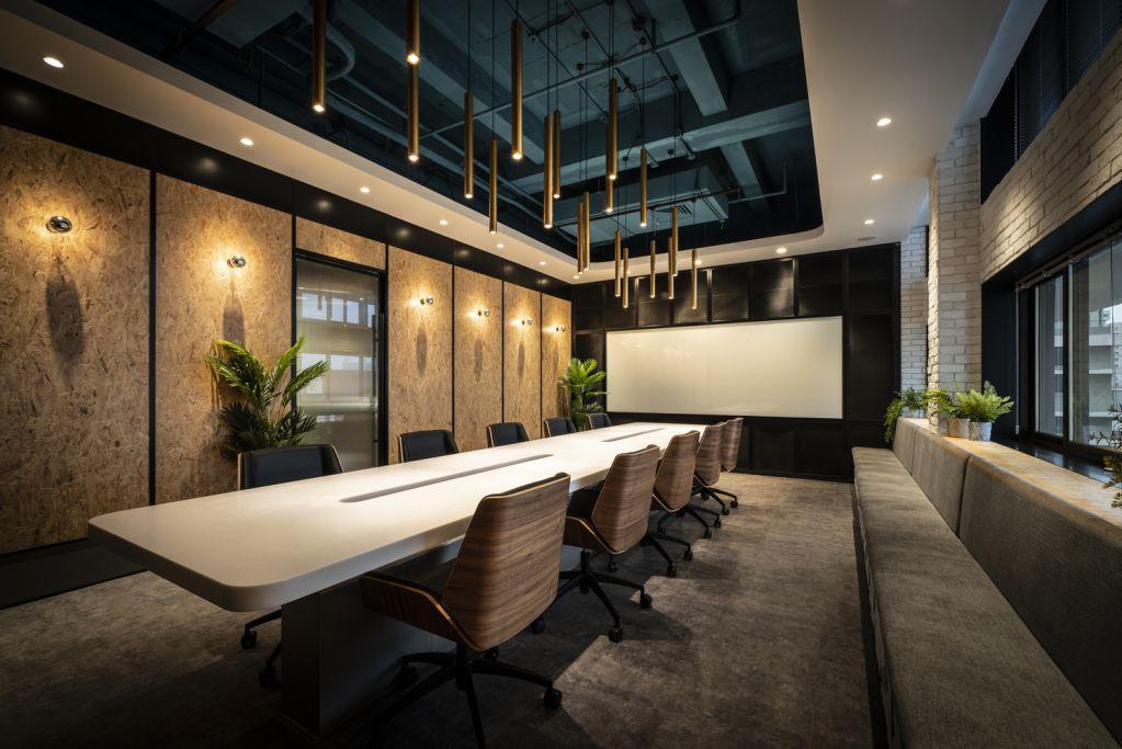 Phong họp thiết kế giảm sự căng thẳng