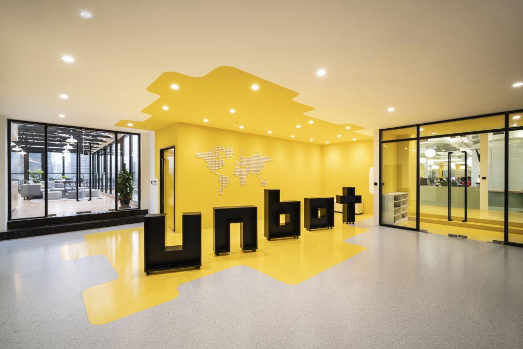 Văn phòng thiết kế nhằm mở rộng và tăng nhân viên