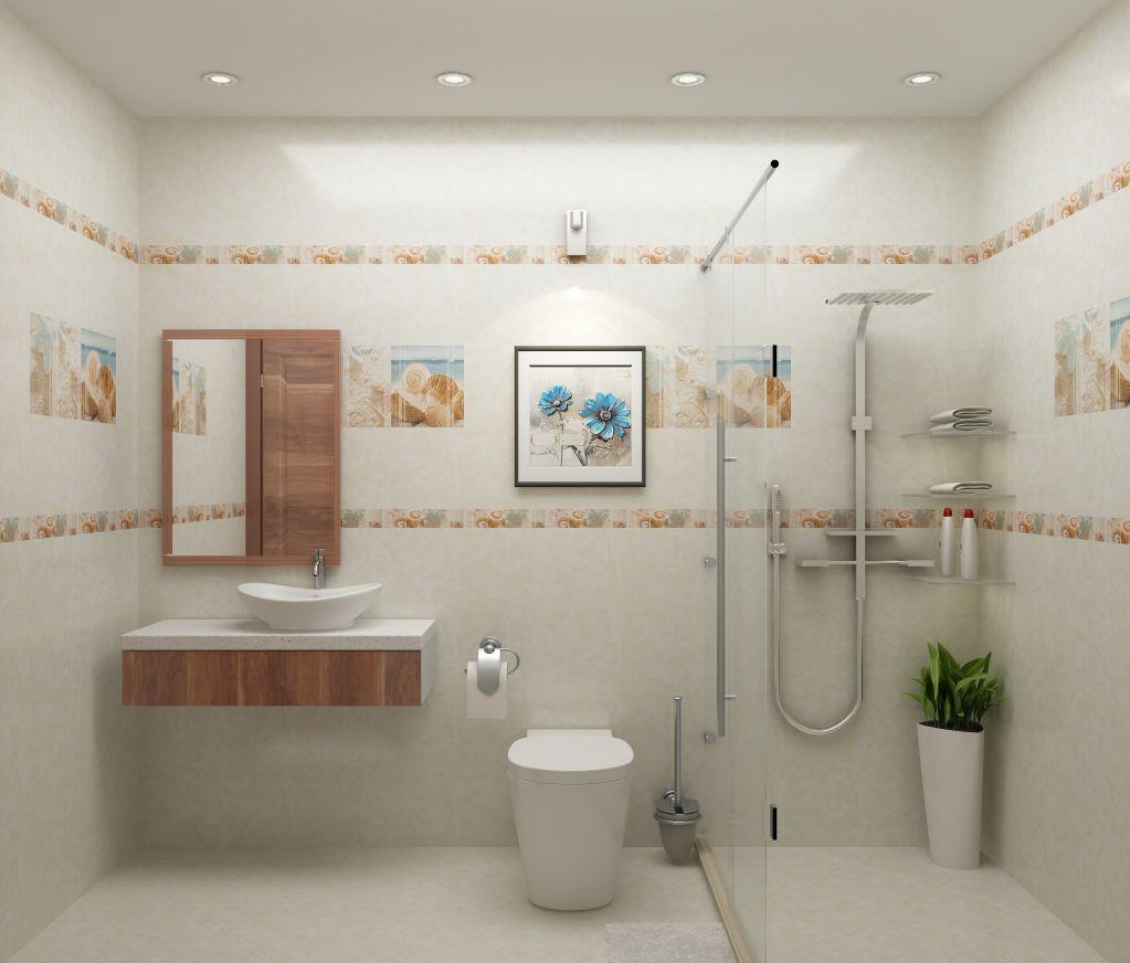Xu hướng chọn gạch ốp tường bếp và nhà tắm mới nhất 2020
