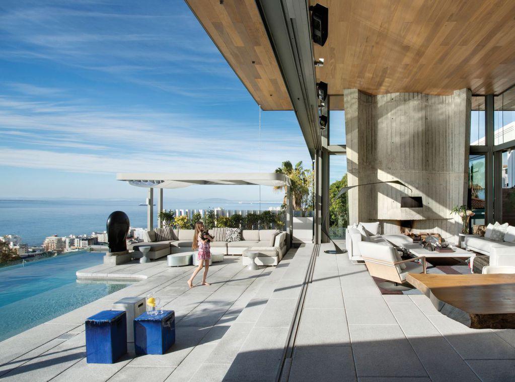 Dự án thiết kế dinh thự Boma House tại Nam Phi