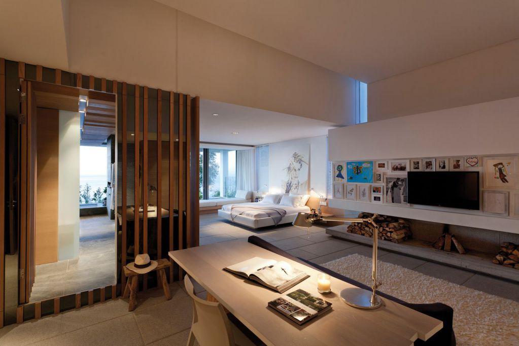 Khu vực phòng ngủ của dự án